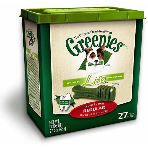 Greenies Lite Dog Treats Regular 12oz 12ct