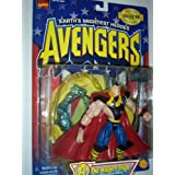 Marvel Collectors Editions Avengers-Earth's Mightiest Heroes- Complete Set Of 4 Figures Including Loki The Mighty...