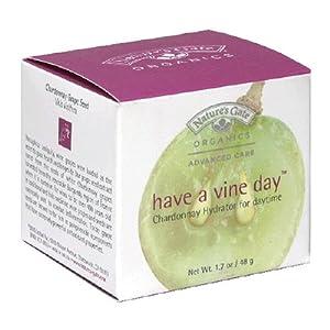 Nature's Gate Organics Chardonnay Hydrator for Daytime, Have a Vine Day, 1.7 oz (48 g)