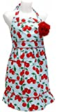 Jessie Steele Kitchen Cherry Courtney Apron