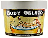 Saltspring Soapworks Body Gelato Yummy Scrubs, Green Tea, 8.5 Ounce