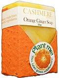 Orange Ginger Shea Butter Soap (5.6 oz) - Pack of 2