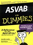 img - for ASVAB For Dummies (For Dummies (Lifestyles Paperback)) book / textbook / text book