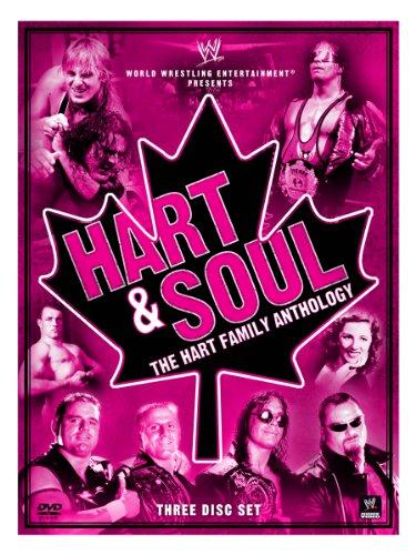 WWE - Hart & Soul: The Hart Family Anthology [DVD]