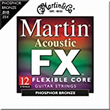 Martin FX700 Phosphor Bronze 12 String Acoustic Guitar Strings , Custom Gauge ~ Martin