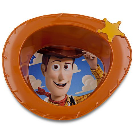 Toy Story Woody Bowl