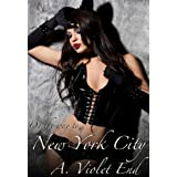 On the way to New York City, a Grimm & Dirty Tale of fairy godmothers, transformations, and biker bdsm gangbangs (Grimm & Dirty Fairy Tales Book 17)by A. Violet End