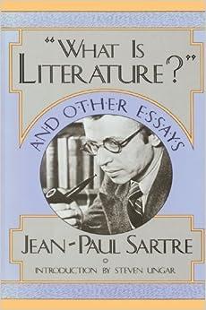 essays in literature 1988