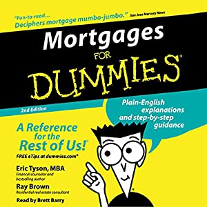 Mortgages for Dummies, 2nd Edition Audiobook