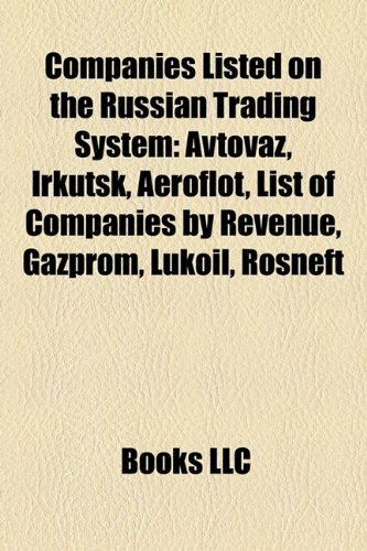companies-listed-on-the-russian-trading-system-avtovaz-irkutsk-aeroflot-list-of-companies-by-revenue