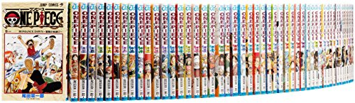 ONE PIECE コミック 1-80巻セット (ジャンプコミックス)
