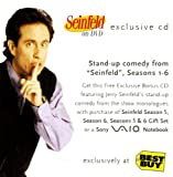 "Stand-up comedy from ""Seinfeld"", Seasons 1-6 (Seinfeld on DVD)"