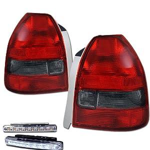1996 2000 honda civic jdm rear brake lamps 3. Black Bedroom Furniture Sets. Home Design Ideas