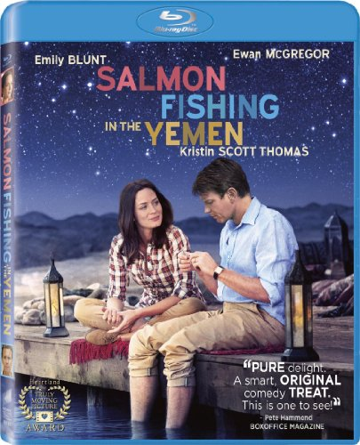 Cover art for  Salmon Fishing in the Yemen [Blu-ray]