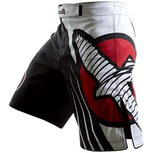 Hayabusa Chikara Recast MMA Fight Shorts - Yellow