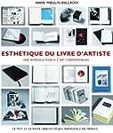 Esth�tique du livre d'artiste 1960-19...
