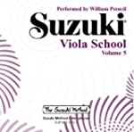Suzuki Viola School, Vol 5