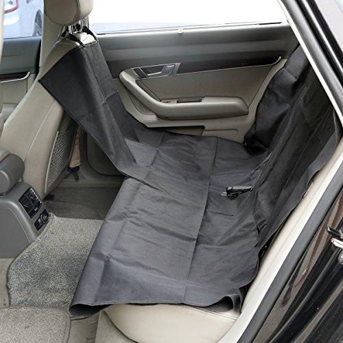 portable waterproof washable durable no slip hammock dog seat cover geega pet removable rear. Black Bedroom Furniture Sets. Home Design Ideas