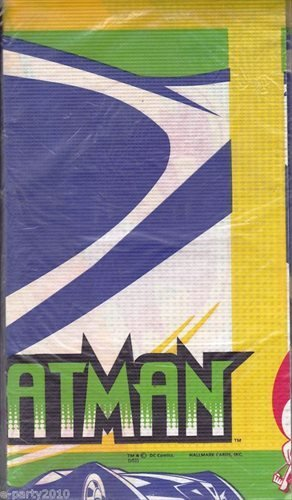 Batman Adventures Paper Table Cover (1ct)