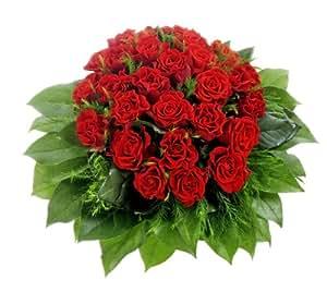 24 Rote Rosen, 1Strauß