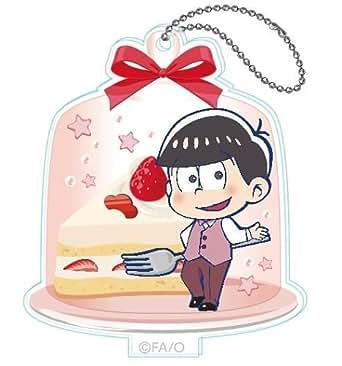 おそ松さん とじコレ アクリルキーチェーン BOX商品 1BOX = 7個入り、全7種(6種+シークレット1種)