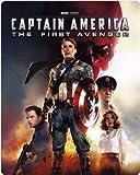 Image de Captain America - Steelbook Zavvi Exclusive Limited Edition - Blu-Ray Import UK - Langue Française