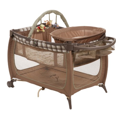 Disney Prelude Play Yard, Sweet Silhouettes front-942172