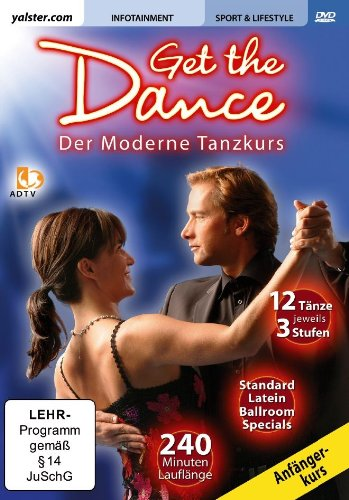 Get the Dance - Anfaengerkurs, DVD