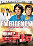Emergency! The Complete Sixth Season