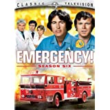 Emergency! The Complete Sixth Seasonby Robert Fuller