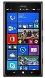 Nokia Lumia 1520 GSM Unlocked RM-937 4G LTE 16GB Windows 8 Smarphone - Black - International Version No Warranty