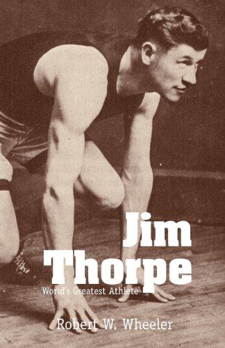 Jim Thorpe: World'S Greatest Athlete front-896434