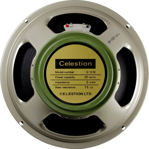 Celestion G12M Heritage Guitar Speaker, 8 Ohm
