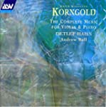 Korngold: Complete Music for Violin &...