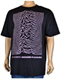 Big Mens Black Rock Plus Joy Division T-Shirt (WM1494) Size 2xl to 5xl