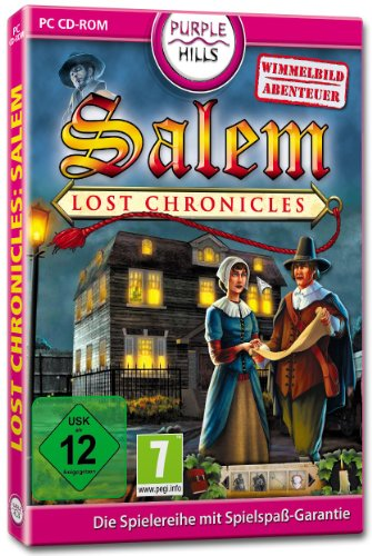 Lost Chronicles Salem, PC