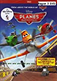 Planes - Region 3 Asia - Language:English,Thai,Portuguese