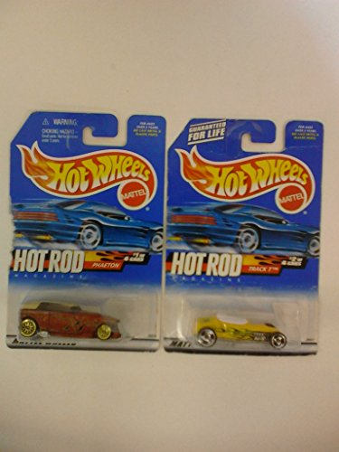 Mattel Hot Wheels 2000 Hot Rod Magazine Series #'s 1 & 2 (Out of 4) - 1
