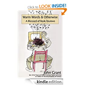 Warm Words & Otherwise: A Blizzard of Book Reviews