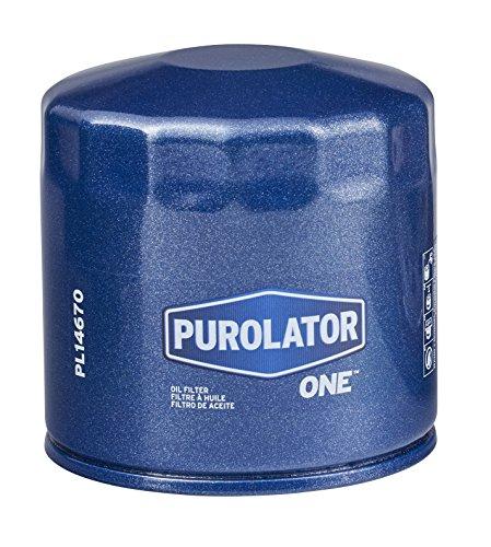 Purolator PL14670 PurolatorOne Oil Filter (2002 Grand Cherokee Center Caps compare prices)