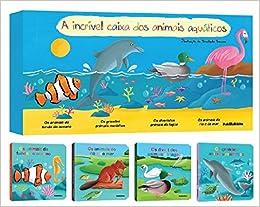 Incrível Caixa dos Animais Aquáticos (Em Portuguese do Brasil