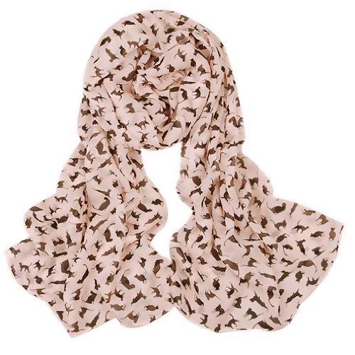 gleader-sciarpa-morbida-stampa-gatti-scialle-animali-rosa