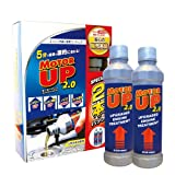 MOTORUP(モーターアップ)2.0エンジントリートメント 2本パック エンジンオイル添加剤 XMU57 XMU57 [HTRC3]