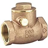Lead Free 2 154121 Red-White Valve 5044AB-2 Brass Ball Valve with Threaded Ends 2