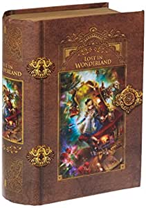 Masterpieces Lost in Wonderland Book Box Assortment Jigsaw Puzzle