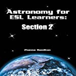 Astronomy for ESL Learners: Section 2 | Zhanna Hamilton