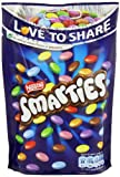 Nestle Smarties Pouch 147 g (Pack of 12)