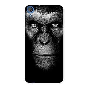 Ajay Enterprises Face of Black King Back Case Cover for HTC Desire 820
