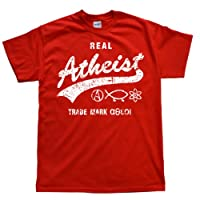 Stooble Men's Atheist T-Shirt