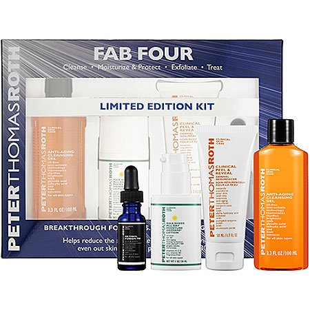 Peter Thomas Roth Peter Thomas Roth Fab Four Skin Care Set ($120 Value)